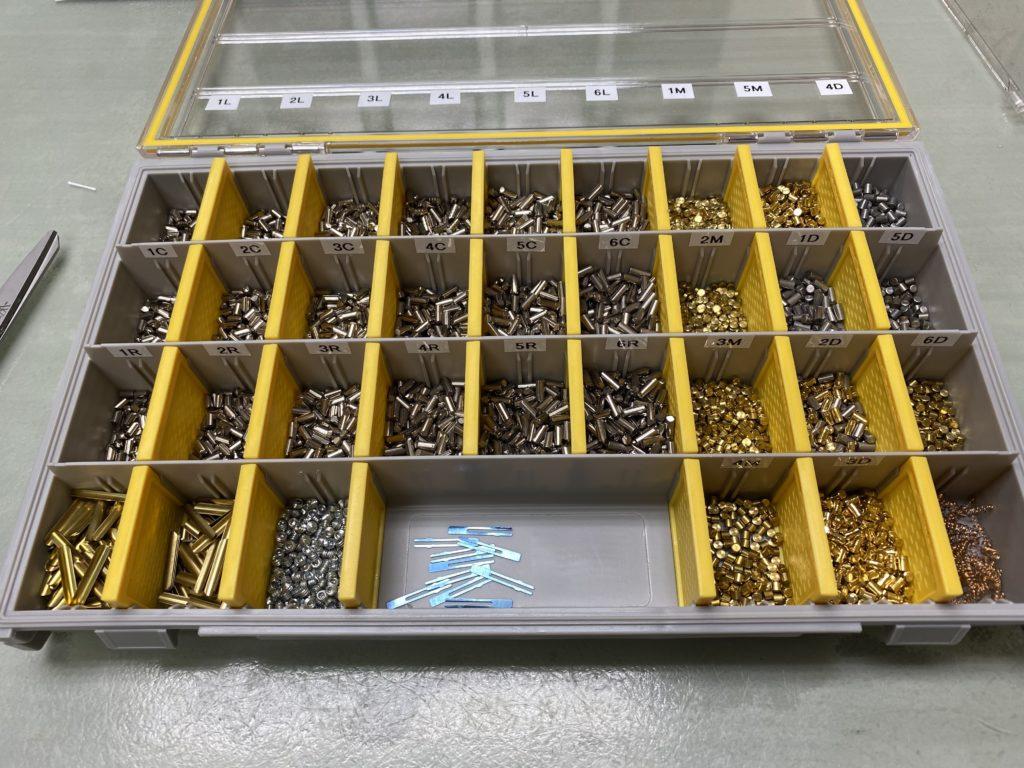 Medeco Original Pin Kit