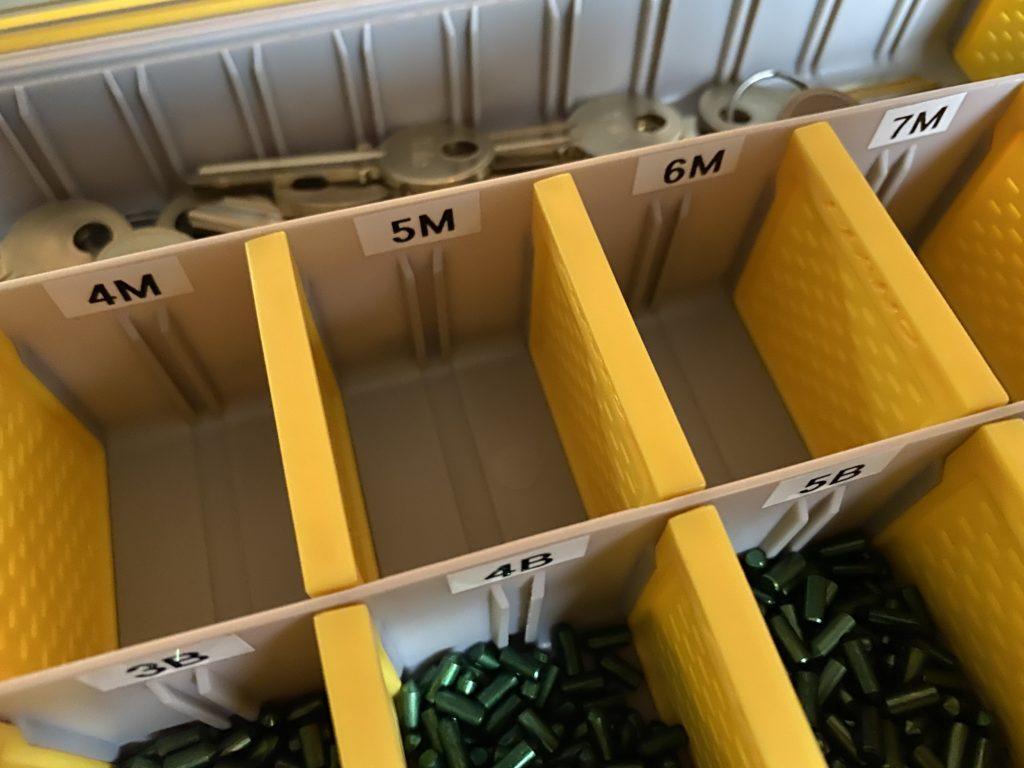 Plano 3600 Compartments