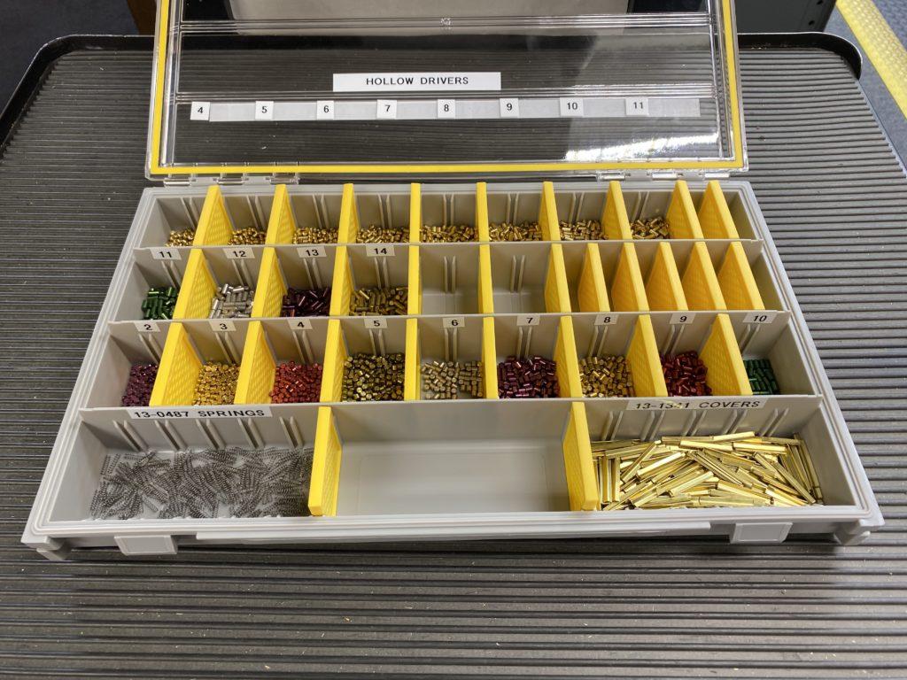 Sargent Interchangeable Core Pin Kit