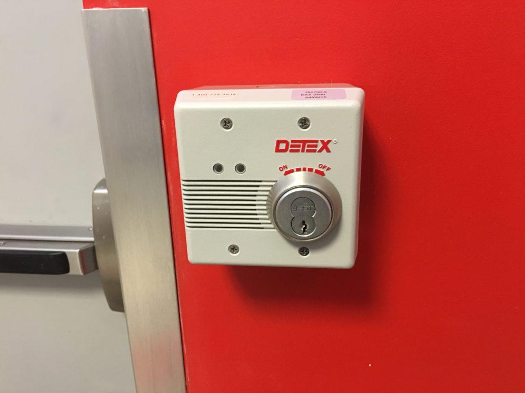 Detex EAX-2500
