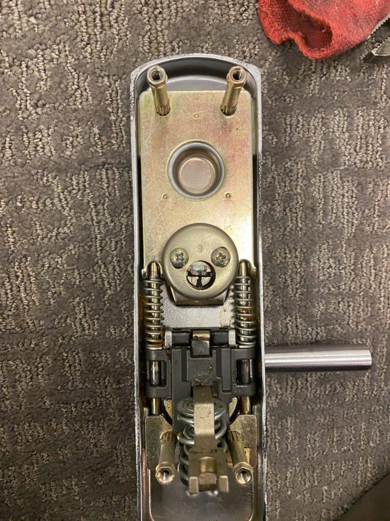 Von Duprin 9857 Rim Cylinder Screws